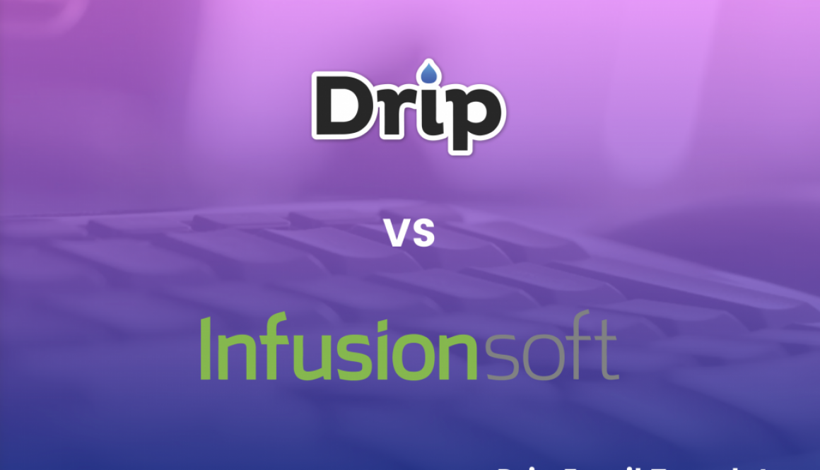 Drip vs Infusionsoft Review