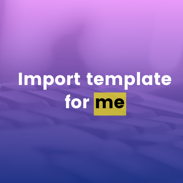 Drip Email Templates - Import Template for Me