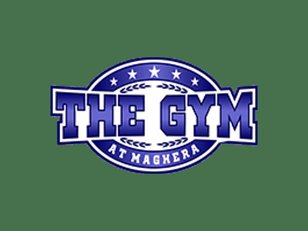 The Gym at Maghera Logo