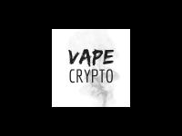 Vape Crypto Logo