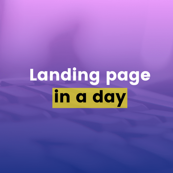 Drip Email Templates - Landing Page in a Day
