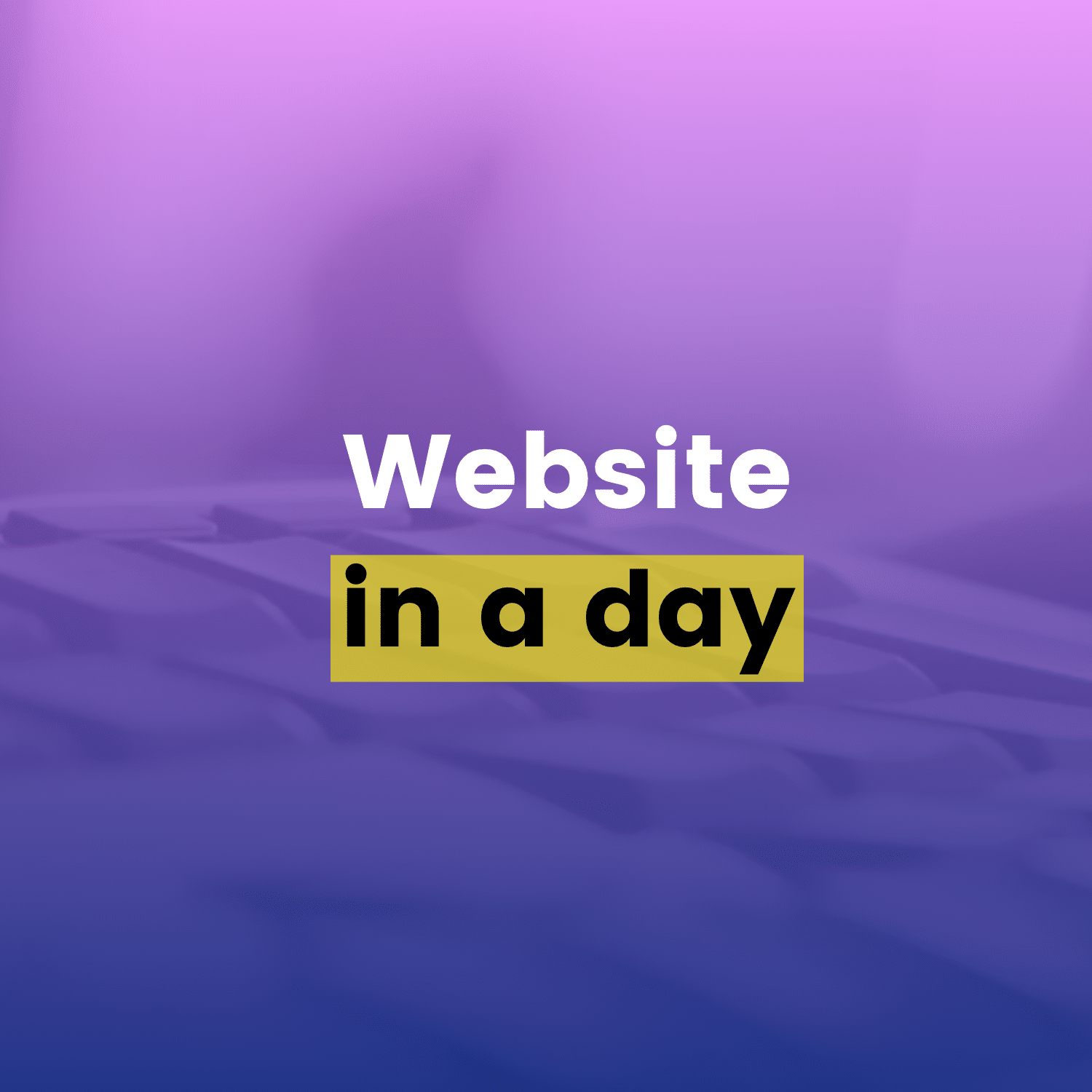 Drip Email Templates - Website in a Day