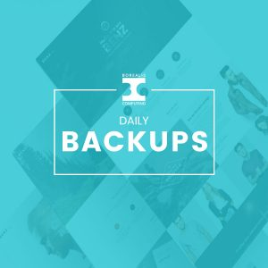 Drip Email Templates - Daily Website Backups