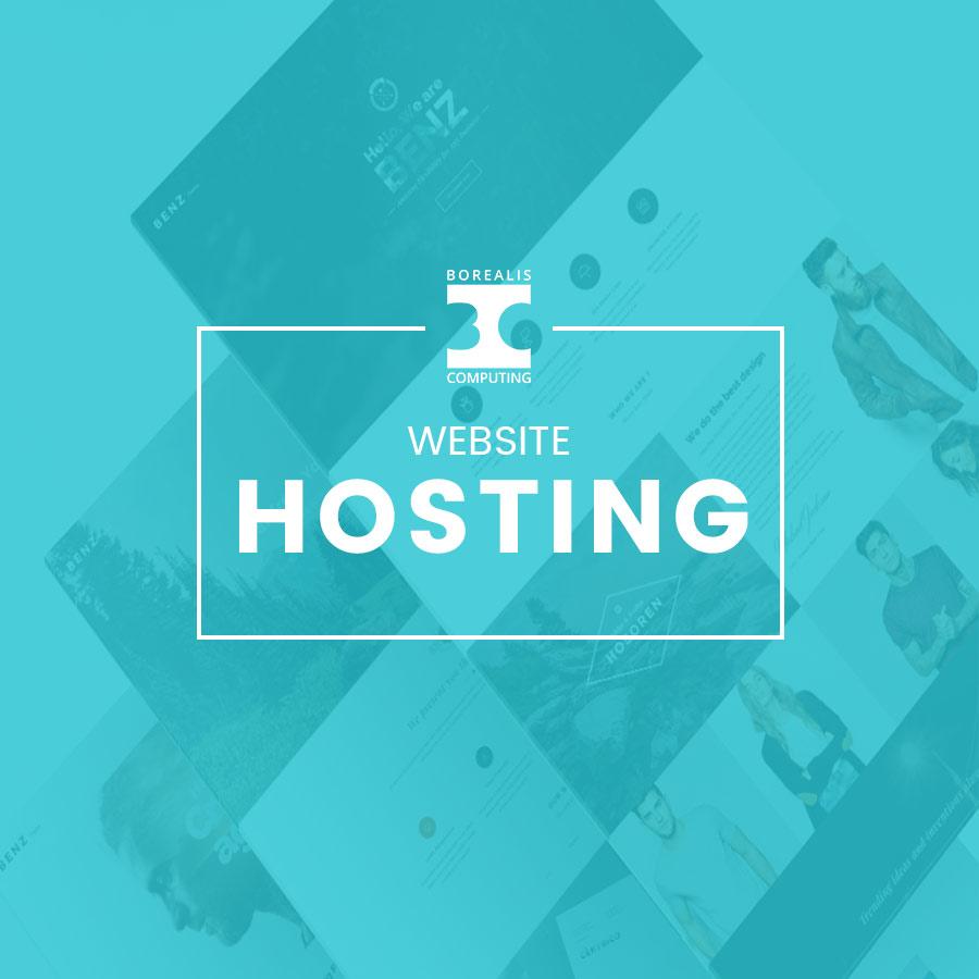 Website Hosting Product Thumbnail